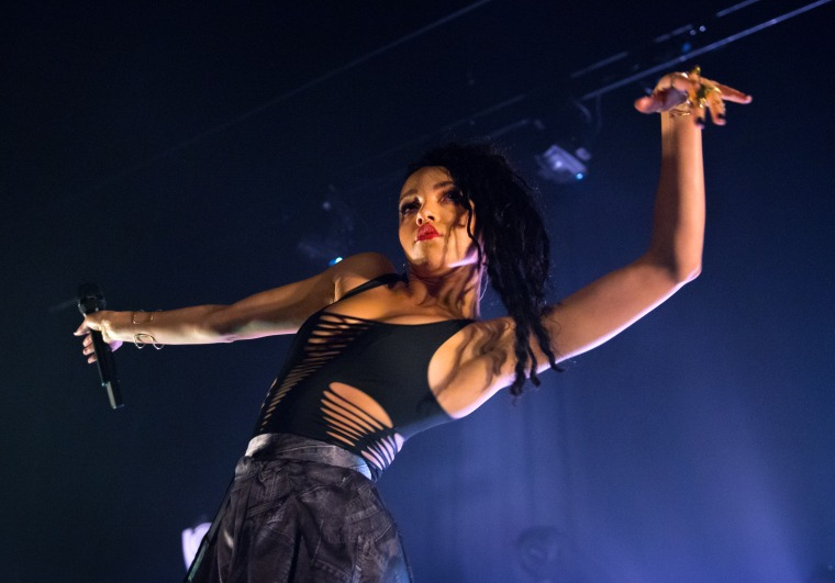 FKA twigs is creating a martial arts TV show