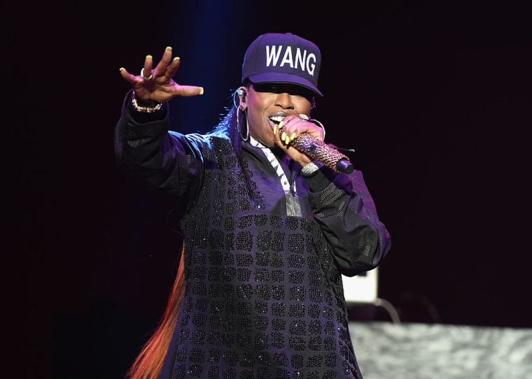 Missy Elliott Lost Unreleased Music Sent To Her By Prince