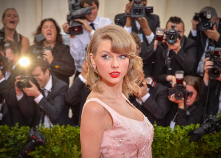 Taylor Swift Fans Flood Anti-gay Senate Candidate's