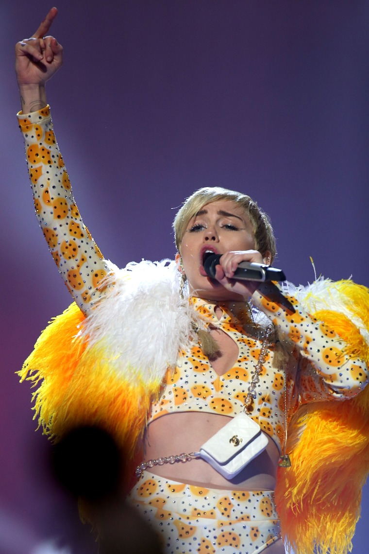 "Miley Cyrus On Nicki Minaj's VMAs Critique: ""You Made It About You"""