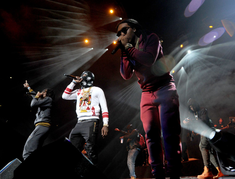 Migos' <i>YRN Tha Album</i> Features Young Thug And Chris Brown