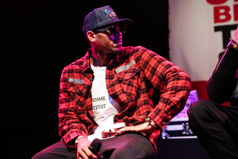 Chris Brown Is Reportedly A Suspect In A Las Vegas Assault