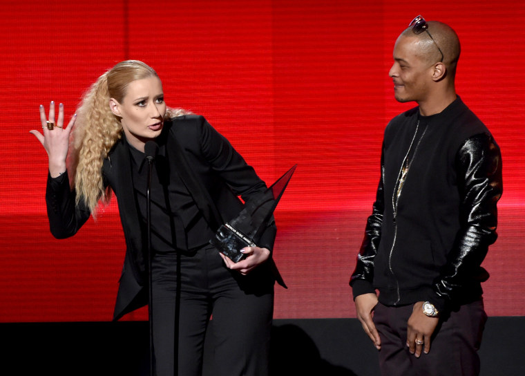 Iggy Azalea Calls Out T.I. For Calling Her Career a