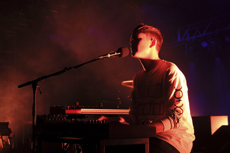 """Listen To A New Version Of James Blake's """"Timeless"""" With Vince Staples"""