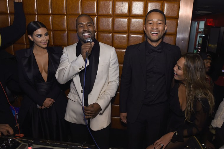 "John Legend On Kanye West: ""Music Needs Him. The World Needs Him"""