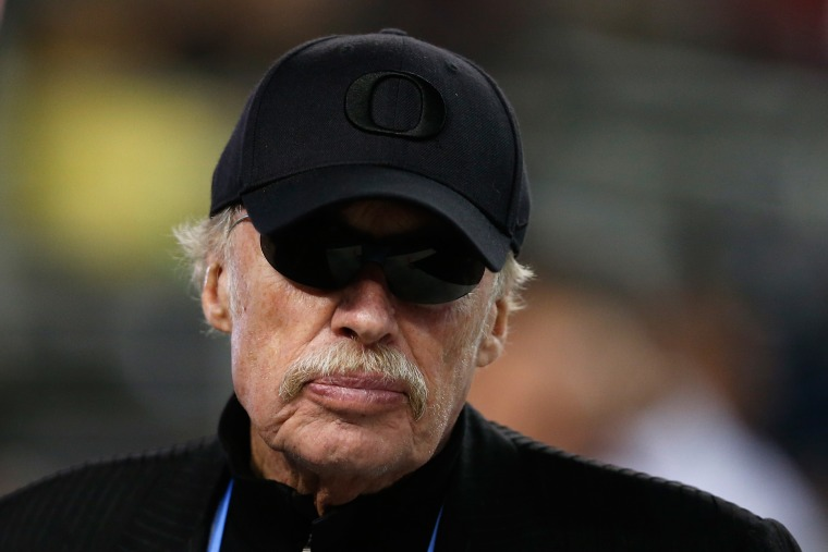 Nike Co-Founder Phil Knight Will Reportedly Step Down As Chairman