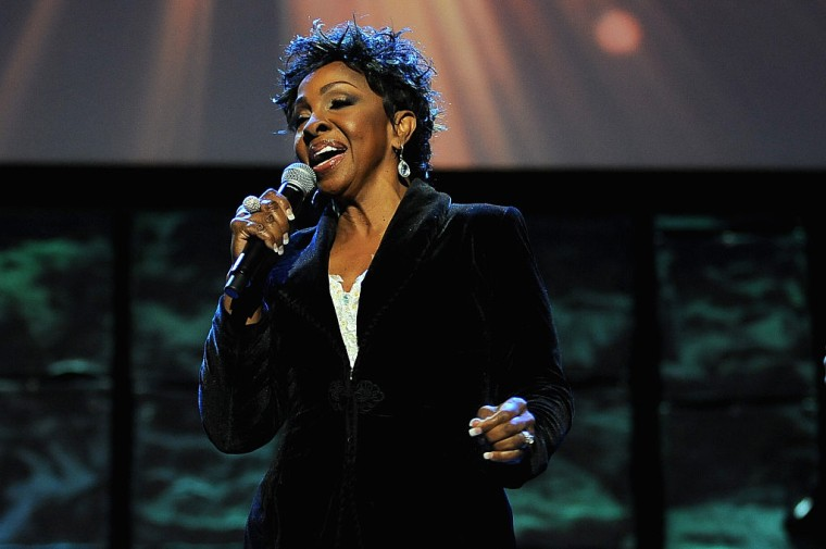 Gladys Knight discusses pancreatic cancer diagnosis at Aretha Franklin's funeral