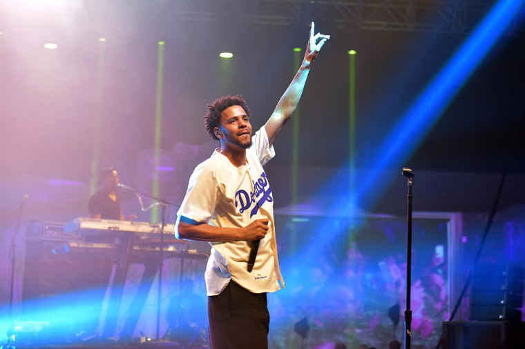 J. Cole Earns His Fourth No. 1 Album With <i>4 Your Eyez Only</i>