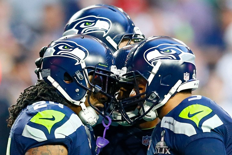 The Seattle Seahawks May Join Colin Kaepernick's Protest
