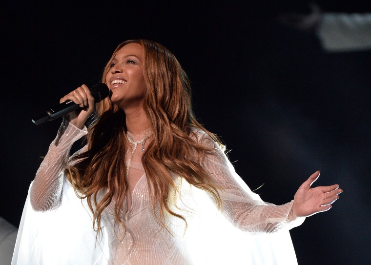 "Beyoncé Thinks ""Iconic"" Is ""Over Used"""