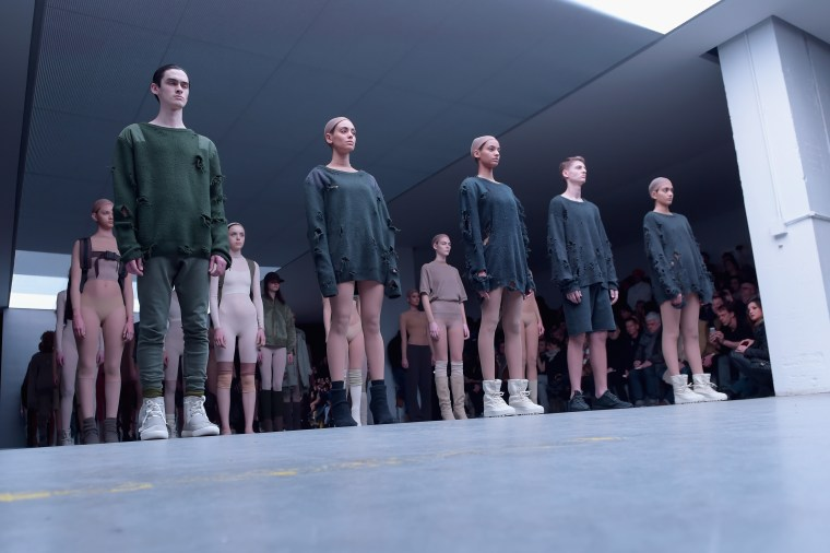 Tink And Vic Mensa Are The Latest Yeezy Season 1 Models