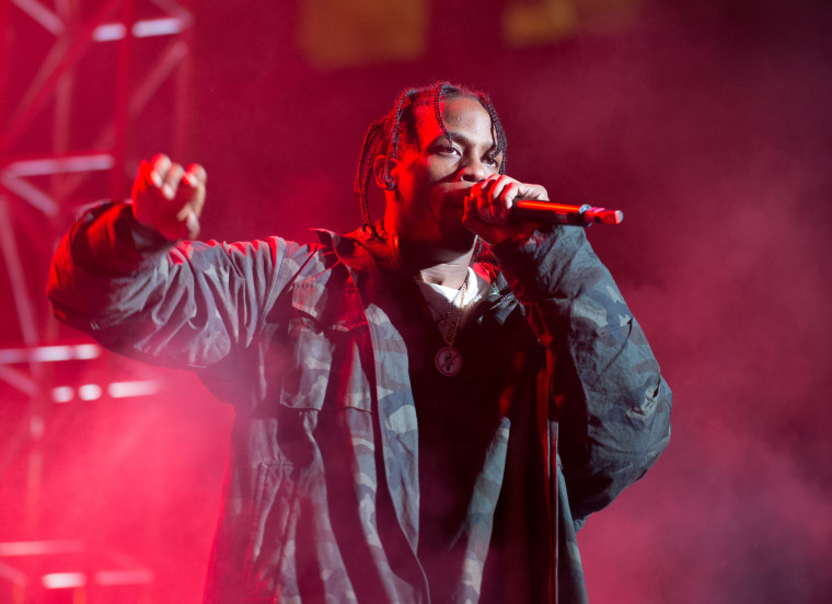 Here Are The First Week Sales For Travi$ Scott's <i>Rodeo</i>