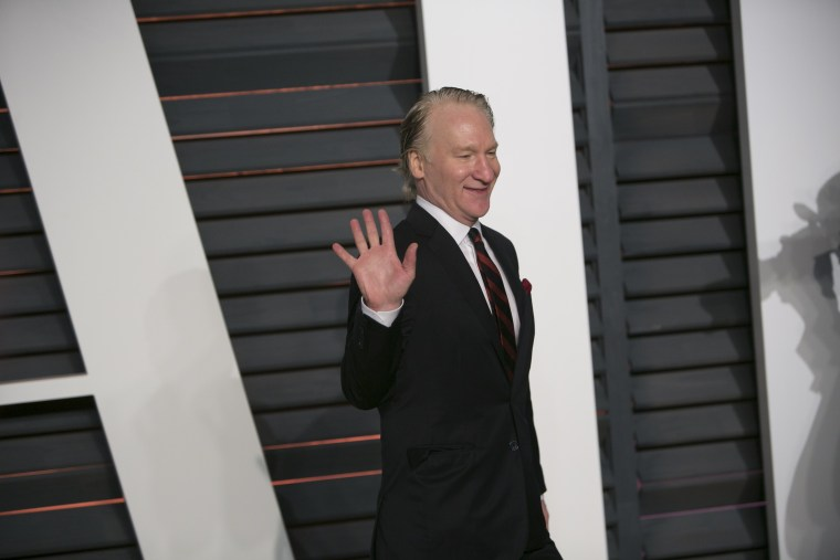 Bill Maher Used Racial Slur During His Show