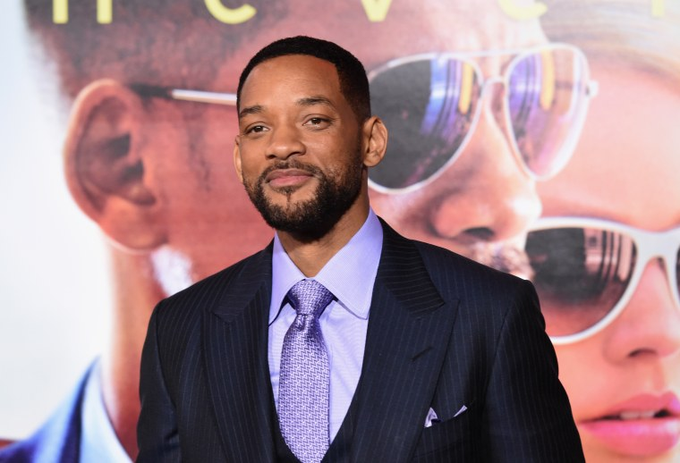 Will Smith to play Venus and Serena Williams's father Richard in new movie