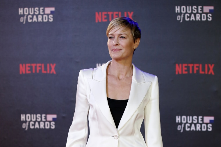 <I>House of Cards</i> to return in 2018 with Robin Wright in the lead role