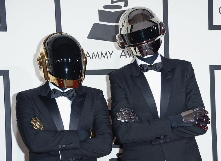 Daft Punk Announce Los Angeles Pop-Up Shop