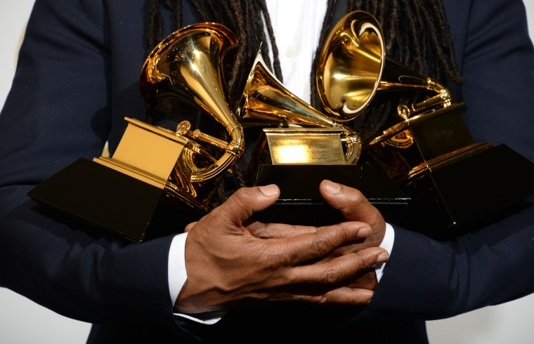 Here Are All The Winners Of The 2016 Grammys