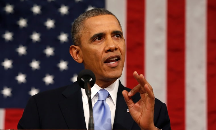How President Obama's Final State Of The Union Address Went Down