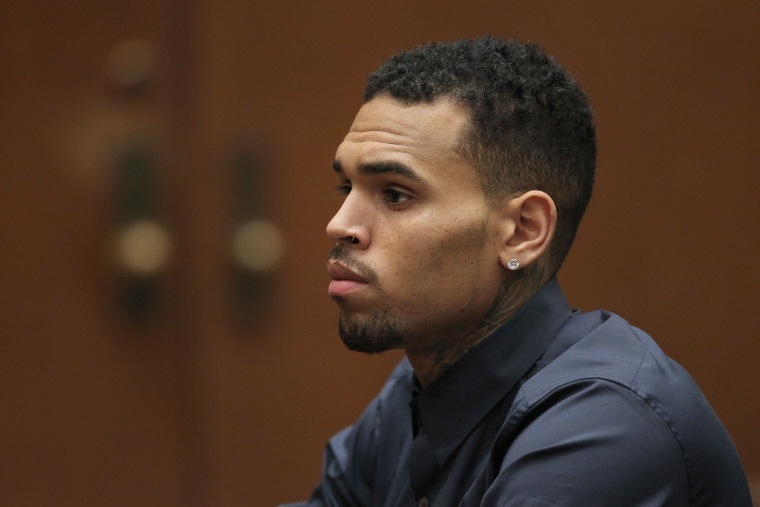 Chris Brown Has Been Arrested On Suspicion Of Assault With A Deadly Weapon