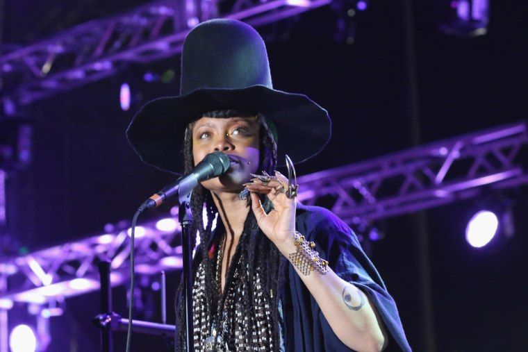 Erykah Badu Plans Real Time Music Video On Periscope