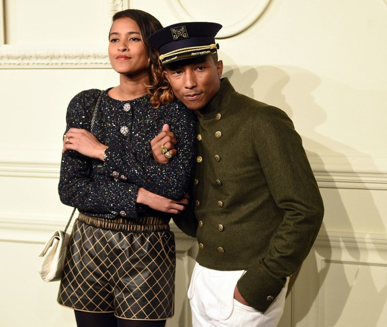 Pharrell Williams And His Wife Helen Lasichanh Have Welcomed Triplets