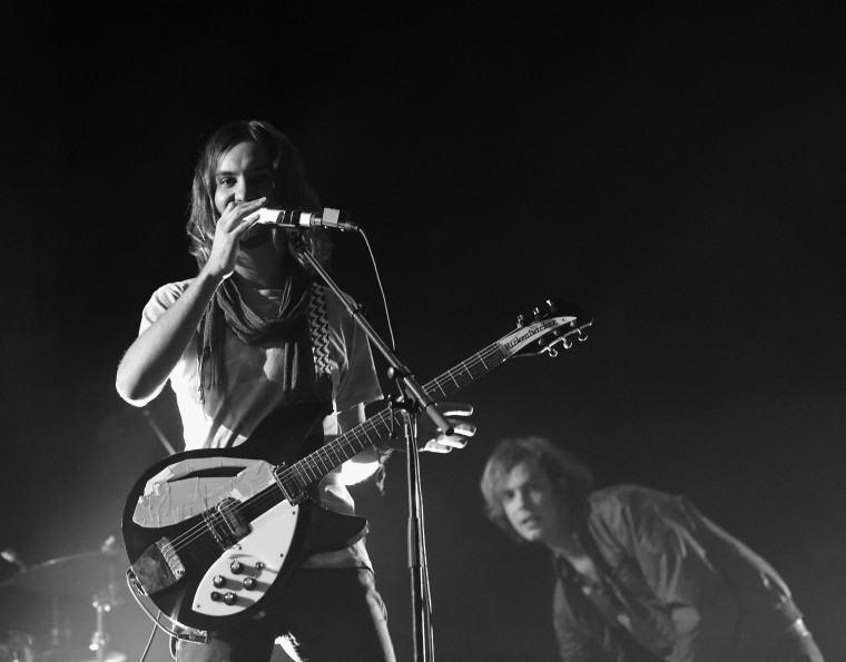 """Tame Impala's Kevin Parker On Missing Royalties: """"I Don't Give A Shit"""""""