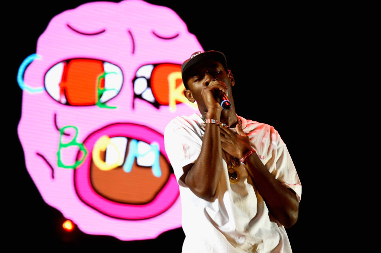 Tyler, The Creator shares expanded <i>Cherry Bomb</i> edition with instrumentals