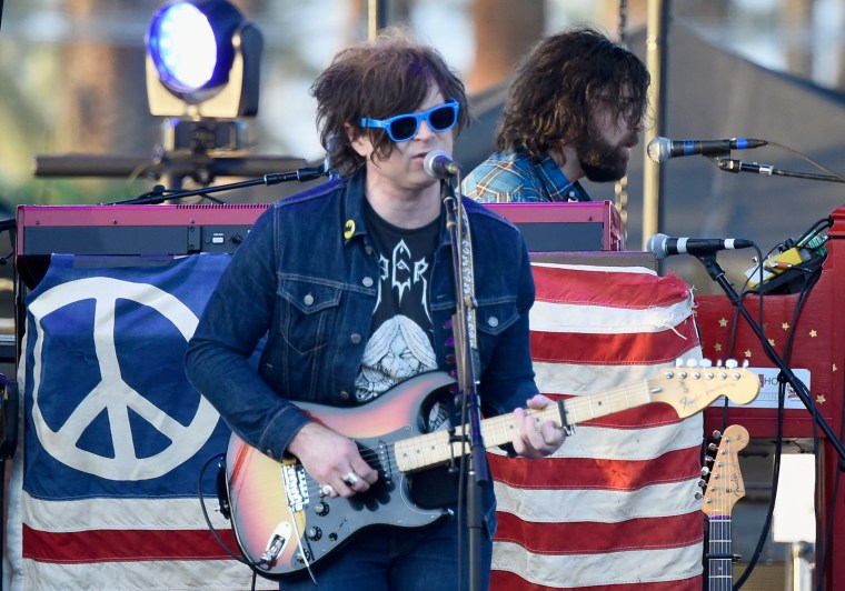 Ryan Adams new album reportedly shelved as FBI begin investigation into misconduct claims