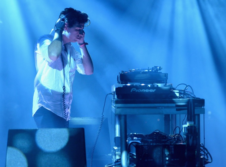 Jamie xx Made A Mix For Beats 1
