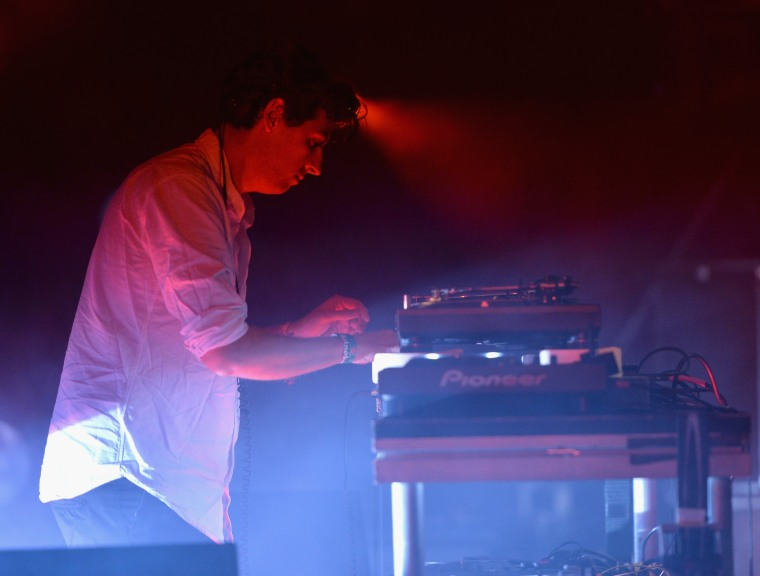 "Hear John Talabot's Lovely Remix Of Jamie xx's ""Loud Places"""