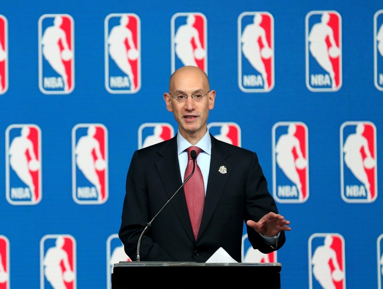 The NBA Sent Out A Memo Reminding Players They Have to Stand During The National Anthem