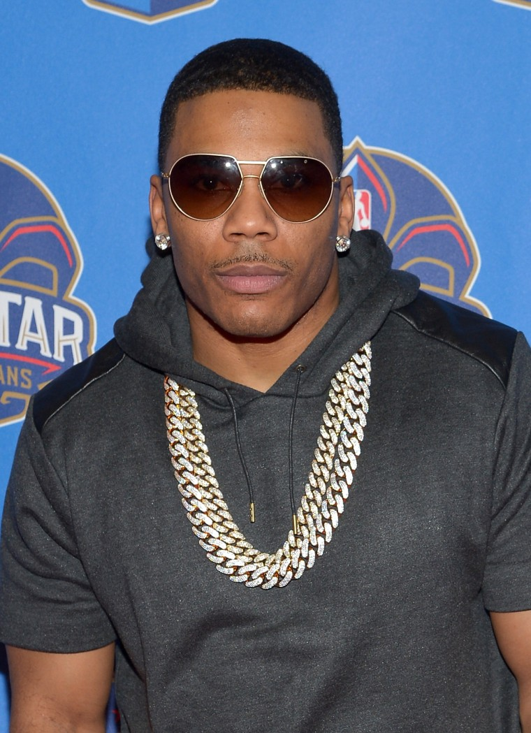 The woman who accused Nelly of rape has dropped her case