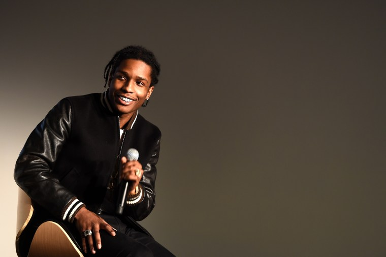 A$AP Rocky Will Be The Creative Director For MTV Labs