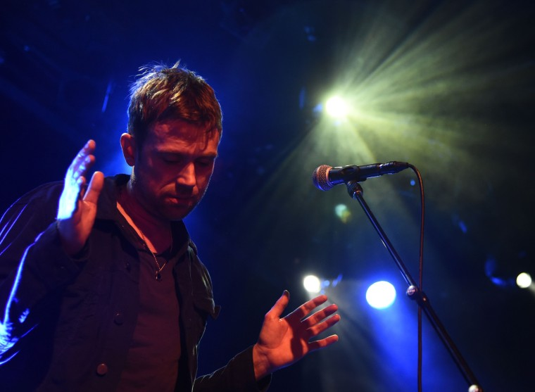 Blur Will Play Two U.S. Shows This Fall