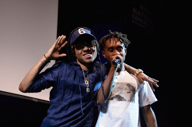 Rae Sremmurd's Tour Rider Is As Bonkers As You'd Expect