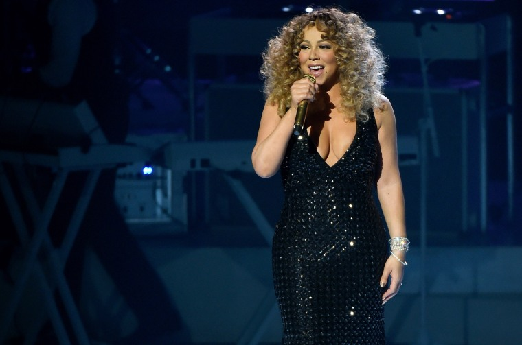 "Justin Bieber, French Montana and T.I Remix Mariah Carey's ""Infinity"""
