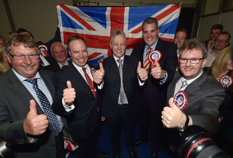 This Sexist, Homophobic Far-Right Party Just Became Power Players In The U.K. Government