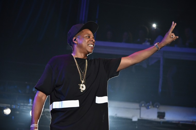JAY-Z's <i>4:44</i> Is Number One On The Billboard 200