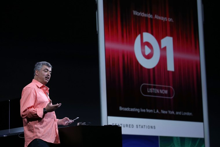 Apple Music Says It Will Pay Artists During Its Three-Month Trial Period