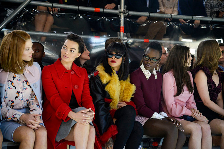 The Rihanna And Lupita Nyong'o Movie Is Actually Happening