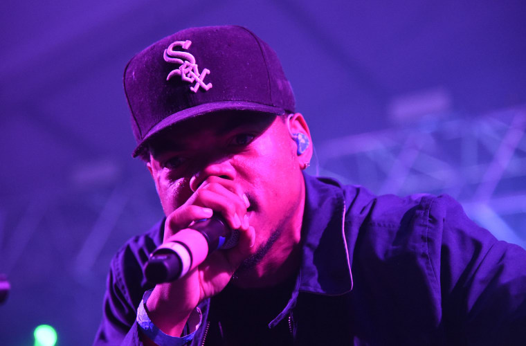Chance The Rapper Says Kanye Almost Served As Narrator On <i>Surf</i>