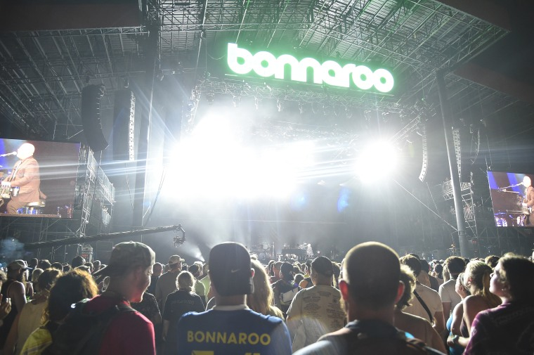 Bonnaroo has been pushed back to September