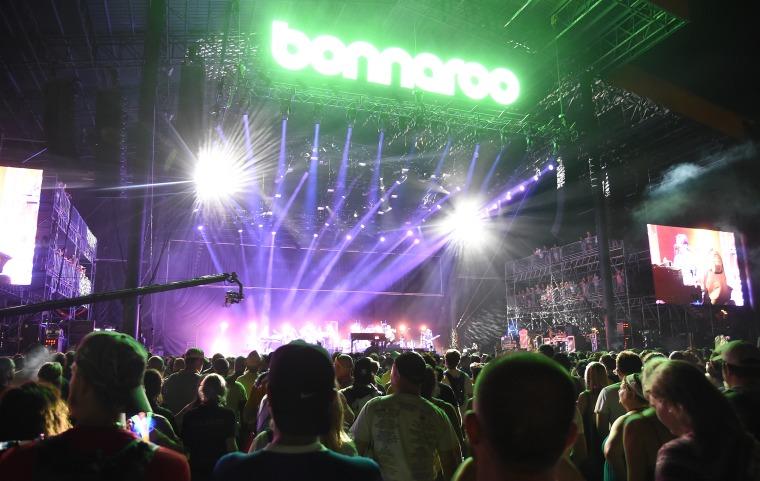 Bonnaroo will be providing free laundry service at this year's festival