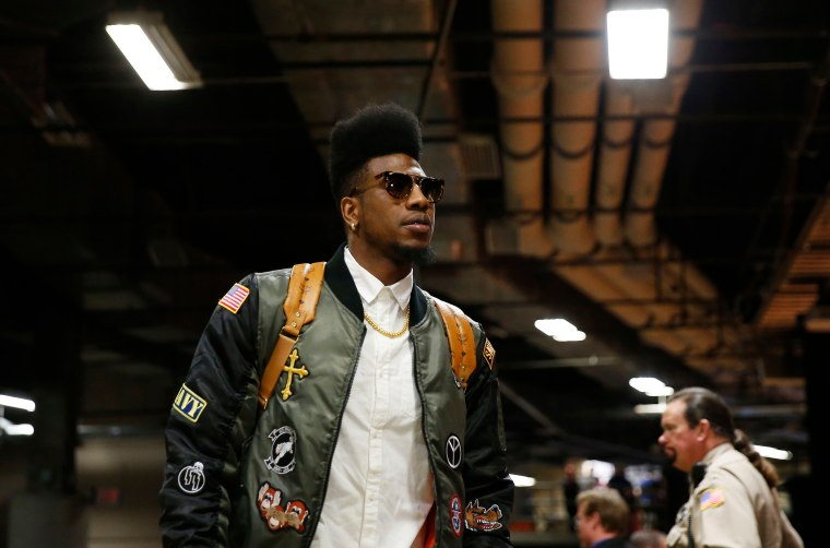"Iman Shumpert Was Born To Remix ""Jumpman"""