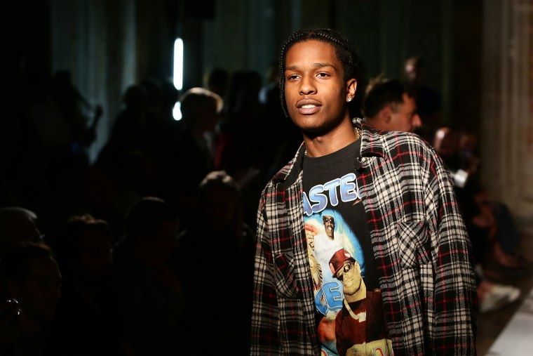 A$AP Rocky Will Host The 2016 MTV Woodies In SXSW