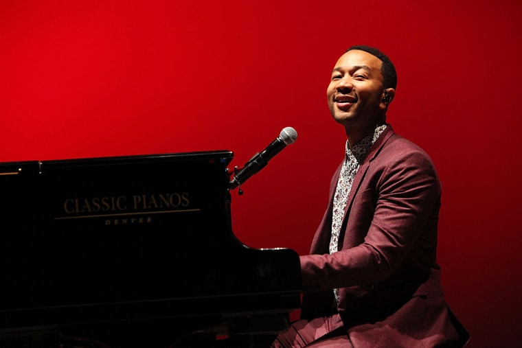 John Legend Will Be The Halftime Performer At The 2017 NBA All-Star Game