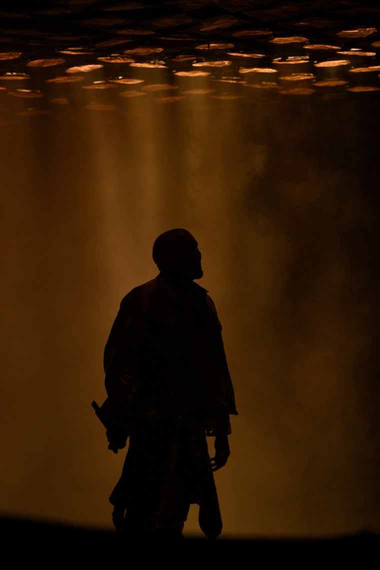 """Kanye West Came To Glastonbury To Reclaim Your Idea Of A """"Rock Star"""""""