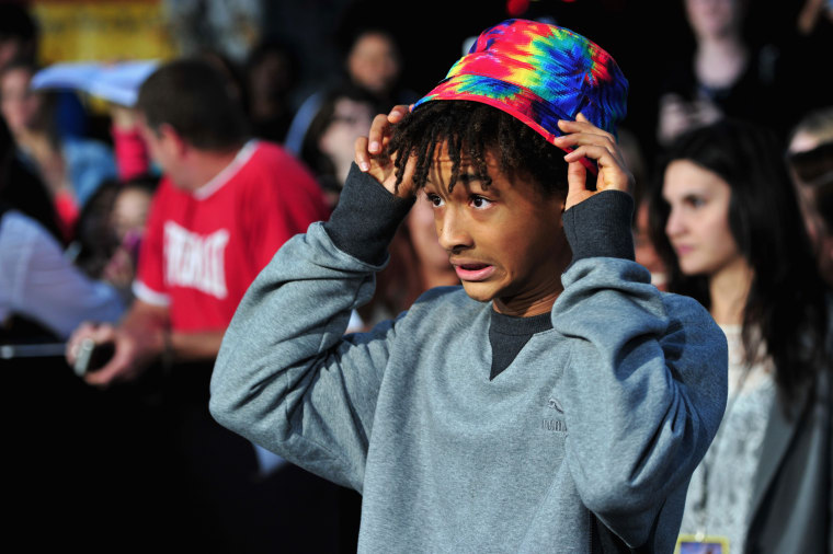 Jaden Smith Is Costarring In A Netflix Music Drama Helmed By Baz Luhrmann