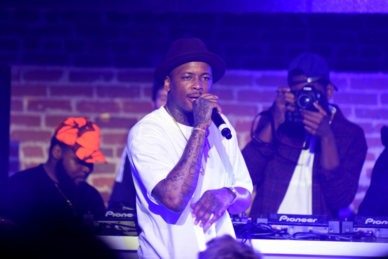 YG Is Relaunching His 4 Hunnid Clothing Line