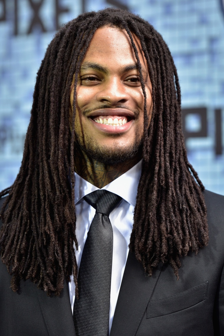 Waka Flocka Flame is no longer vegan